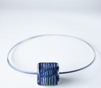 dichroic glass jewllery