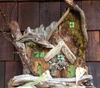 driftwood house